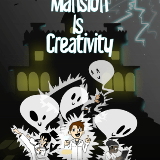 The Haunted Mansion Is Creativity cover