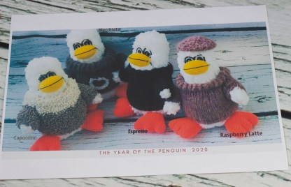 The year of the Penguin cover