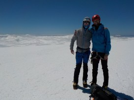 Summit of Mt Baker via the North Ridge!