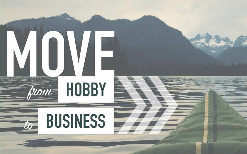 jadikan hobi menjadi bisnis menjanjikan