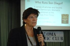 Linda Perine, Who Runs San DIego?