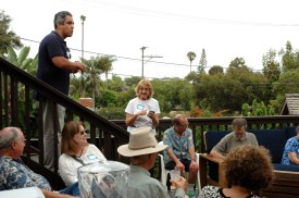 Ricardo Flores, candidate for District 9
