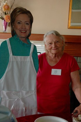 Hillary and Ruth