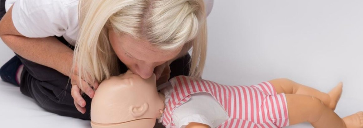 BABY AND TODDLER FIRST AID COURSE