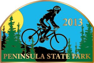 2013 Like to Bike Collectible Pin