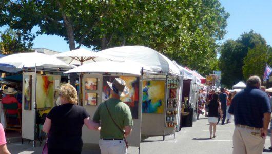 Menlo Summerfest photo1a