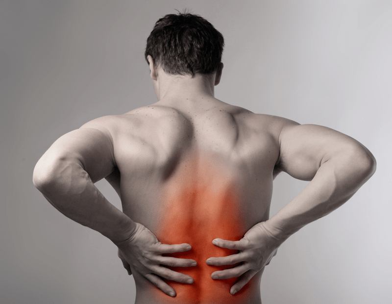 back pain myotherapy