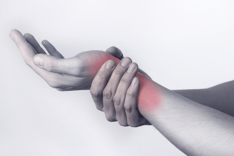 wrist pain myotherapy