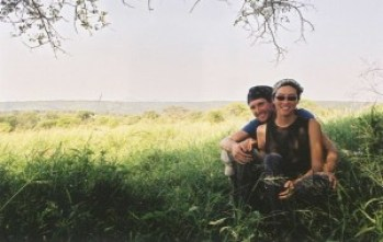 Cynthia Li traveling with her husband in South Africa, while still in her prime. Her life would soon change as her health took a turn for the worst. (Photo courtesy of Cynthia Li)