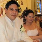 Luciana y Moises se casan 02-02-10