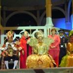 Corte Real con Elsa de la Paz y Rosa Delia Cota