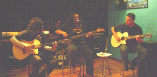 Concierto de Rock Acústico, Beliar en el Salsipuedes