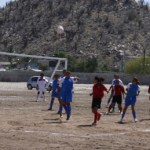 El equipo femenil del Tecnológico de La Paz no pudo contra Ciudad Juárez y después de ganar 3-1 en el primero, ayer cayeron en penales tras empate a 3 goles en tiempo regular.