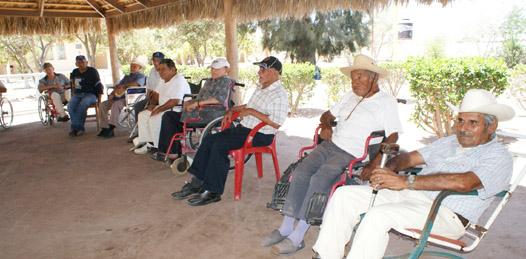 El asilo de ancianos, una institución de servicio a la que hay que apoyar