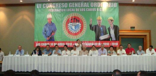 Celebró la CTM ayer su Congreso General
