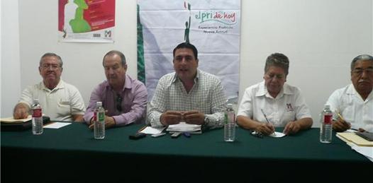 Condena el PRI pre campañas de funcionarios públicos