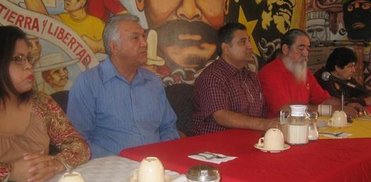 Desmiente PT que apoye  a Luis Armando Díaz