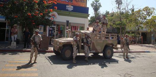 Reconoce la sociedad reconoce la labor del Ejército Mexicano