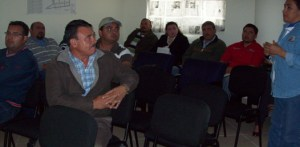 Foro de consulta organizado por el CRIP y SAGARPA., dirigido a los productores de abulón.