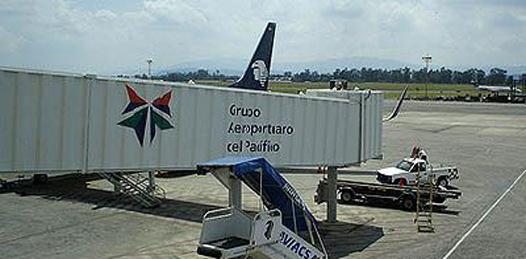 Se incrementó el tráfico aeroportuario: GAP