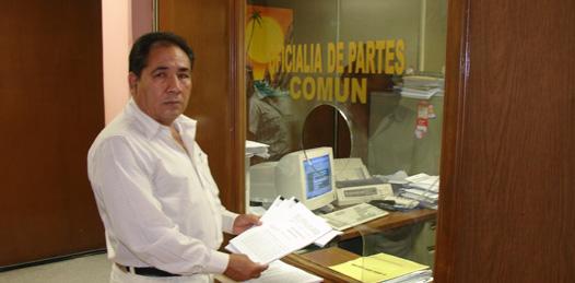 De cínico y mentiroso, acusa a Guillermo Jáuregui Moreno