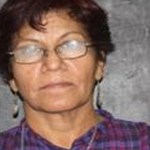 María Gloria Ruiz Soria.