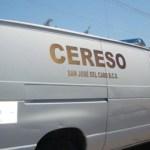 La perrera que utilizan los custodios del CERESO de Los Cabos, en vez de circular por el Libramiento entre el aeropuerto y Fonatur, circulan por el bulevar urbano a muy alta velocidad.
