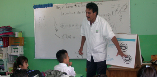 Terminó la Primera Semana Nacional de Salud Bucal