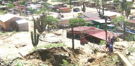 El Zacatal, zona roja por riesgo de dengue