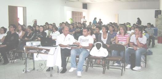 Organizan Foro de Turismo alumnos de la Universidad del Golfo