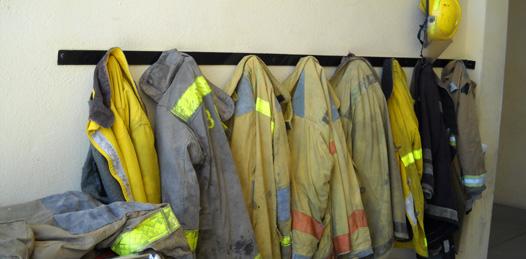 Abandonados los bomberos por el gobierno municipal