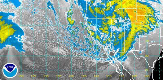 Prevén temporada de 24 huracanes en el Pacífico
