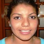 Karla Rivas encabeza el grupo de clavadistas de BCS que este día abren actividad en la juvenil.