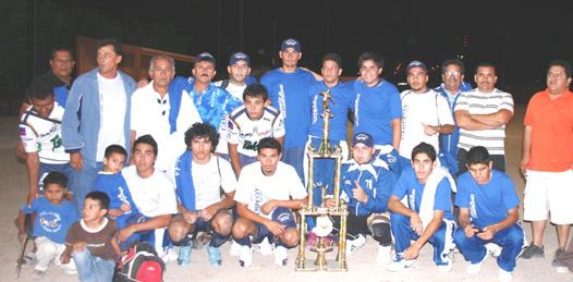 Camulocopa, ¡campeón de campeones!