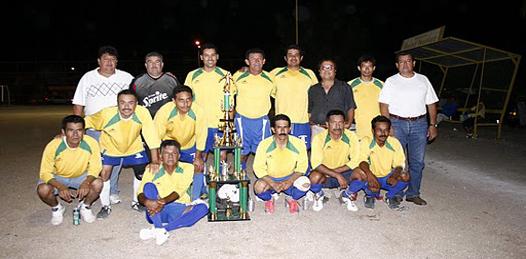 Camulocopa Yaquis, campeón de campeones