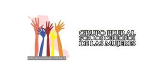 """Las mujeres de hoy no queremos, queremos que se reconozcan nuestros derechos aquí y ahora"""", mencionó la vocera del Grupo Plural por los Derechos de las Mujeres, Liliana Gutiérrez."""