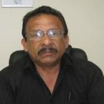 Francisco Zumaya Flores, director general de Seguridad Pública y Tránsito Municipal (Enrique Montaño).
