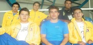 Equipo juvenil varonil de tenis de mesa se quedó en los cuartos de final en su presentación dentro de la Olimpiada Nacional.
