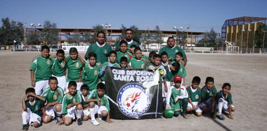 Exitosa Copa Fundación de La Paz