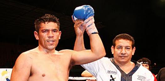 Se corona Felipe «Indio» Romero Campeón Nacional