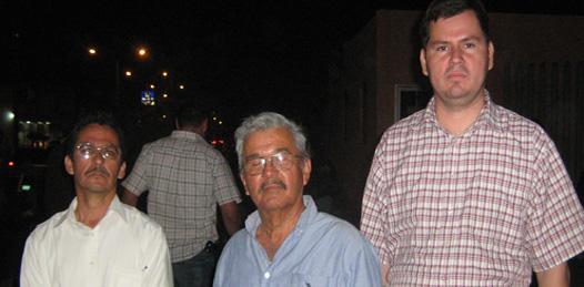 Otorgaron libertad a los hermanos Vizcarra