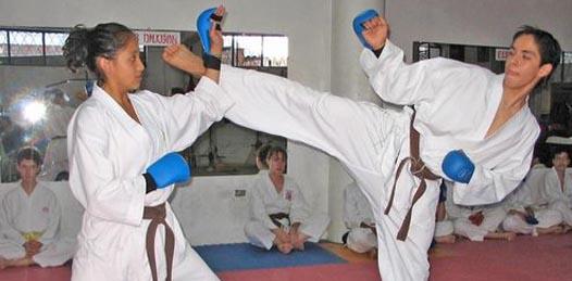 Subcampeonato nacional para Karate do de BCS