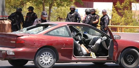 Matan a dos jóvenes y un niño en Juárez