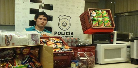 Saquearon la cooperativa de la «Vicente Guerrero»