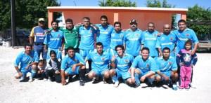 Comité Estatal goleó por 6-2 a su similar de UNIDEP en el futbol de la Liga Burocrática.