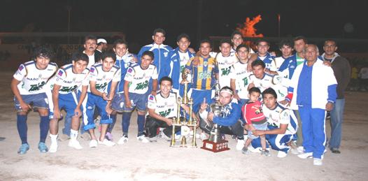 """Camulocopa, campeón de la """"Martín Mendoza"""""""