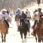 Los habitantes de La Candelaria y otras comunidades rurales de CSL, pidieron la rehabilitación de sus caminos durante la visita que les hizo el delegado Ernesto Ibarra.