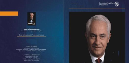 Rendirá el senador Coppola, su tercer informe de actividades legislativas