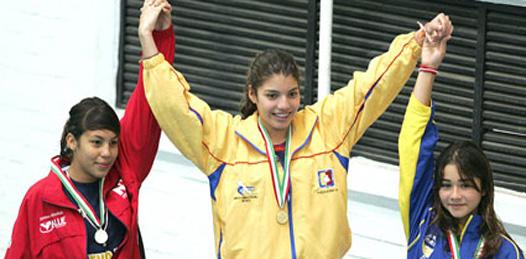 Clasifica Karla Rivas a la final