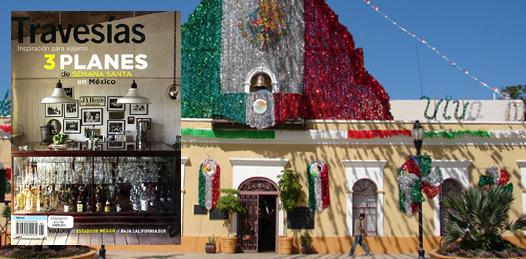 Baja California Sur dentro de las «Diez rutas de México» de la SECTUR